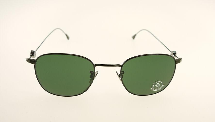 e813a209a52c MONCLER MC006-S04 GREEN / GREEN SUNGLASSES MC 006-S04