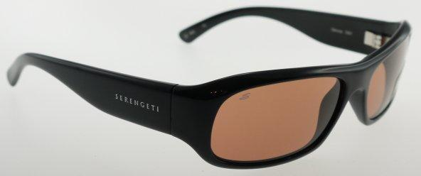Serengeti Drivers Sunglasses  serengeti genova shiny black drivers sunglasses 7451