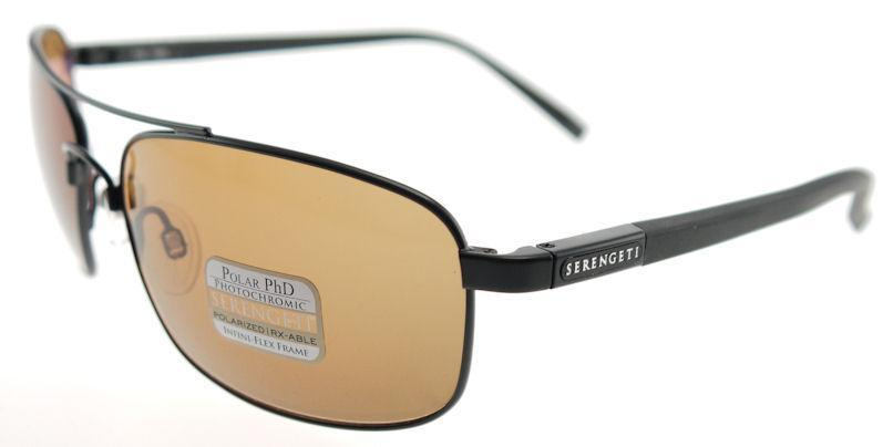 Serengeti Palladio Sunglasses  serengeti palladio satin black polarized phd drivers sunglasses 7566