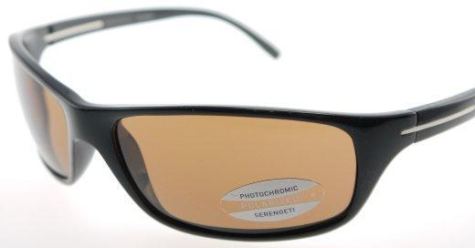 Serengeti Driver Sunglasses  serengeti pisa shiny black polarized drivers sunglasses 6823