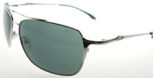 f1a6960524 Smith Rosewood Silver  Polarized Gray GN0 Sunglasses