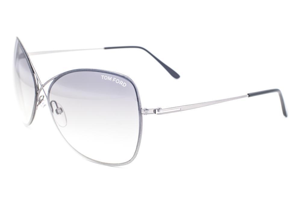 36eea363b526b Tom Ford Colette Gunmetal   Gray Gradient Sunglasses TF250 08C
