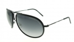 Carrera 15 Matte Black / Gray Gradient Sunglasses 15/S 94X