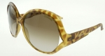 CARRERA 45 BLONDE HAVANA / BROWN GRADIENT SUNGLASSES 45/S 8ZM81