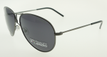 Carrera 4/S Semi Matte Dark Ruthenium / Polarized Gray Sunglasses 4/S R80