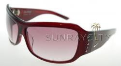 Nike Arc Angel Deep Burgundy / Varsity Crimson Gradient Sunglasses EV0 504 667